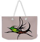 Fly Fish Fly Weekender Tote Bag