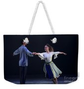 Folk Dancing  Weekender Tote Bag