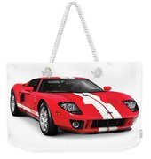 Ford Gt Supercar Weekender Tote Bag