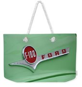 Ford Pickup Details Weekender Tote Bag
