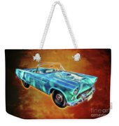 Ford Thunderbird Weekender Tote Bag