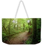 Forest Walking Trail 1 Weekender Tote Bag