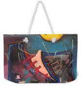 Forgotten Days Weekender Tote Bag