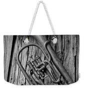 Forgotten Tuba Weekender Tote Bag
