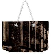 Forlorn Abstraction Weekender Tote Bag