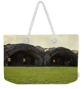 Fort Pickens Arches Weekender Tote Bag