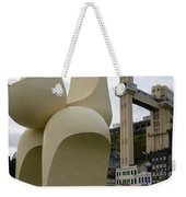 Fountain Of The Market Ramp By Mario Cravo Weekender Tote Bag