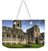Fountains Abbey 6 Weekender Tote Bag