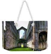 Fountains Abbey 7 Weekender Tote Bag