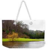 Fountains Abbey  Lake 1 Weekender Tote Bag