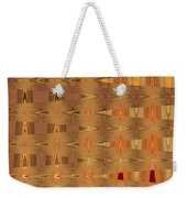 Four Egg Plant Abstract Weekender Tote Bag