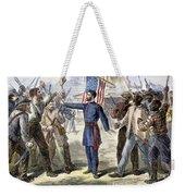 Freedmens Bureau, 1868 Weekender Tote Bag