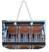 French Quarter 47 Weekender Tote Bag