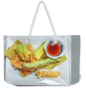 Fried Shrimps Tempura Weekender Tote Bag