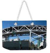 Frisco Bridge Weekender Tote Bag