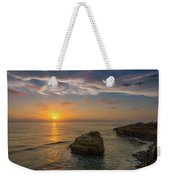 From Surf To Sky Weekender Tote Bag