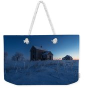 Frozen And Forgotten Weekender Tote Bag