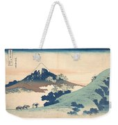 Fuji From Inume Pass Weekender Tote Bag