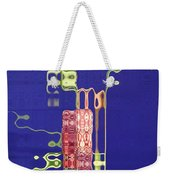 Future Flower 1 Weekender Tote Bag