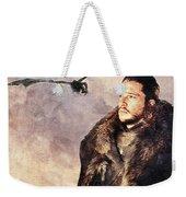 Game Of Thrones. Jon Snow. Weekender Tote Bag