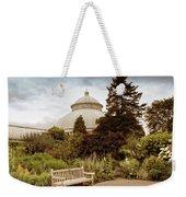 Garden Conservatory Weekender Tote Bag