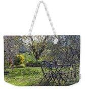 Garden In Spring Weekender Tote Bag