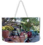Garden Shoppe At Windmill Farms Digital Painting Weekender Tote Bag