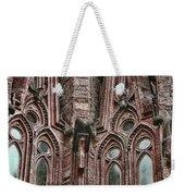 gaudi Barcelona Weekender Tote Bag