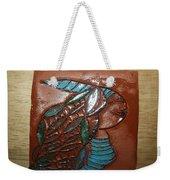 Gena - Tile Weekender Tote Bag