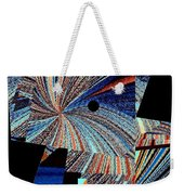 Geometric Abstract 1 Weekender Tote Bag