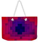 Geometry Weekender Tote Bag