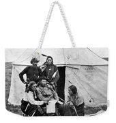 George Armstrong Custer Weekender Tote Bag