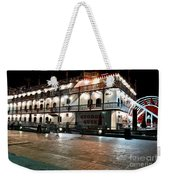 Georgia Queen Riverboat On The Savannah Riverfront Weekender Tote Bag