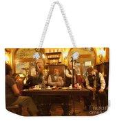 Ghost Musicians Weekender Tote Bag