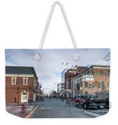 Ghost Of Lexington Weekender Tote Bag