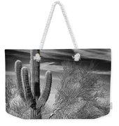 Giant Saguaro Weekender Tote Bag