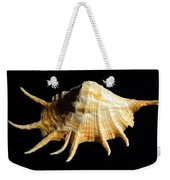 Giant Spider Conch Seashell Lambis Truncata Weekender Tote Bag