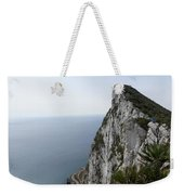 Gibraltar Rock Weekender Tote Bag