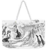 Gibson: Bather, 1902 Weekender Tote Bag