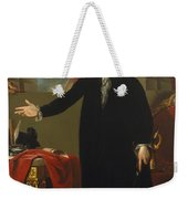 Gilbert Stuart - George Washington 1796 Weekender Tote Bag