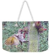 Gilded Flicker 4167 Weekender Tote Bag