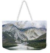 Glacier Bay Landscape Weekender Tote Bag