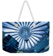 Glass Sky Weekender Tote Bag