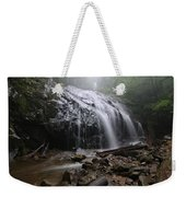 Glen Burney Falls Weekender Tote Bag