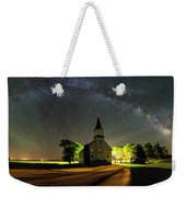 Glorious Night Weekender Tote Bag
