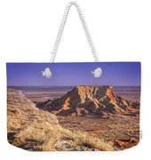Gloss Mountains Weekender Tote Bag