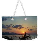 Glowing Horizon Weekender Tote Bag