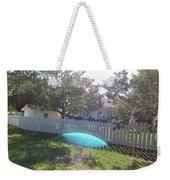 Gods Backyard Weekender Tote Bag