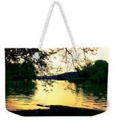 Golden Days Weekender Tote Bag