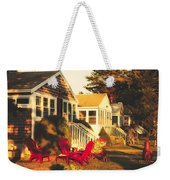 Goose Creek Beach Cottages Weekender Tote Bag